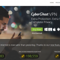 Cyberghost VPN Write A Review