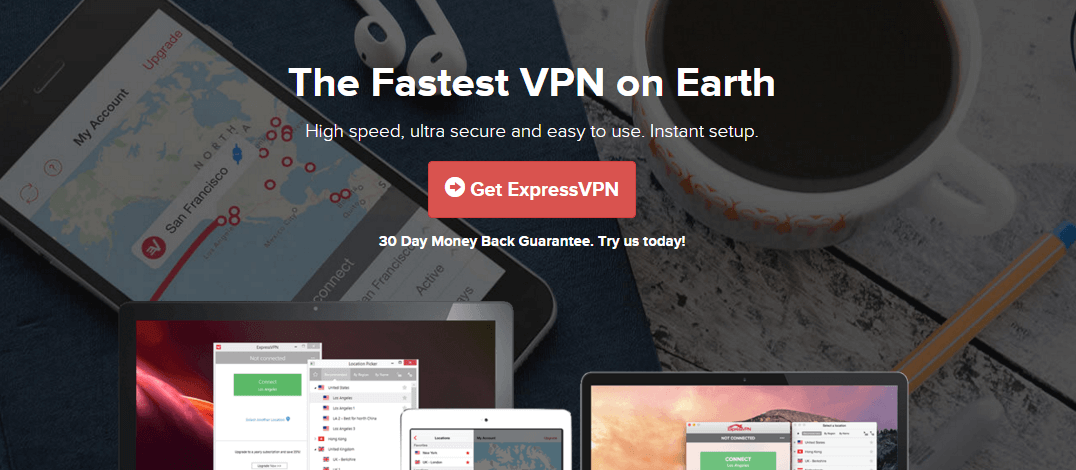 Unblock Netflix with a VPN