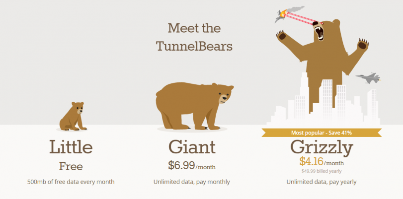 What are Some Programs like Tunnelbear?