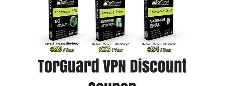 TorGuard VPN Discount Coupon
