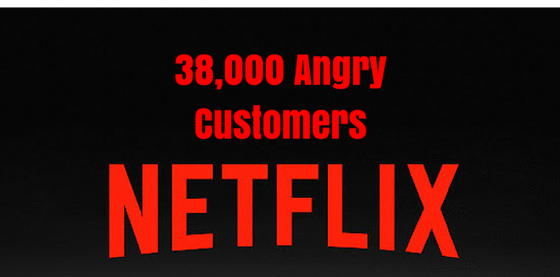 38,000 Angry Customers