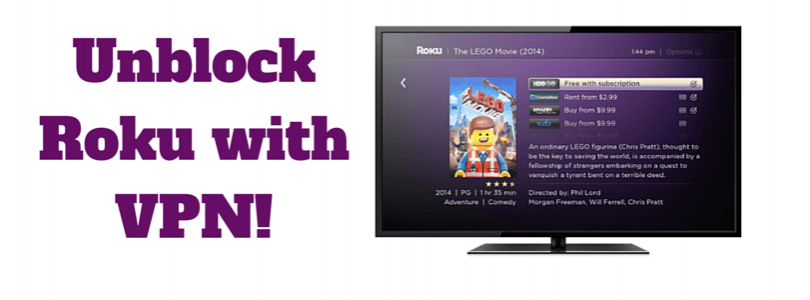 How to Unblock Roku