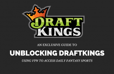 How to Unblock Draftkings Daily Fantasy Sports