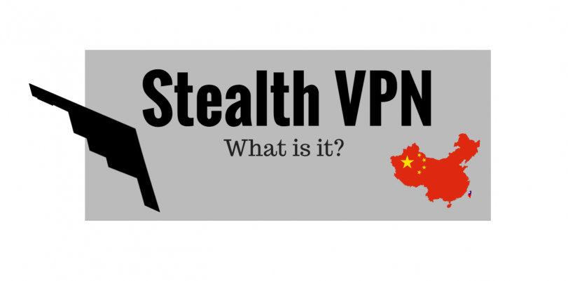 What is Stealth VPN?