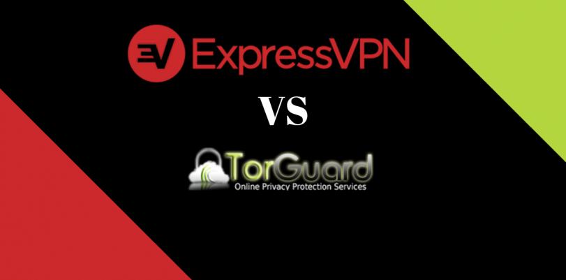ExpressVPN vs. TorGuard VPN