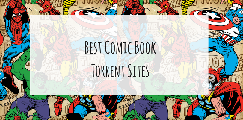 Comic Book Torrent Sites