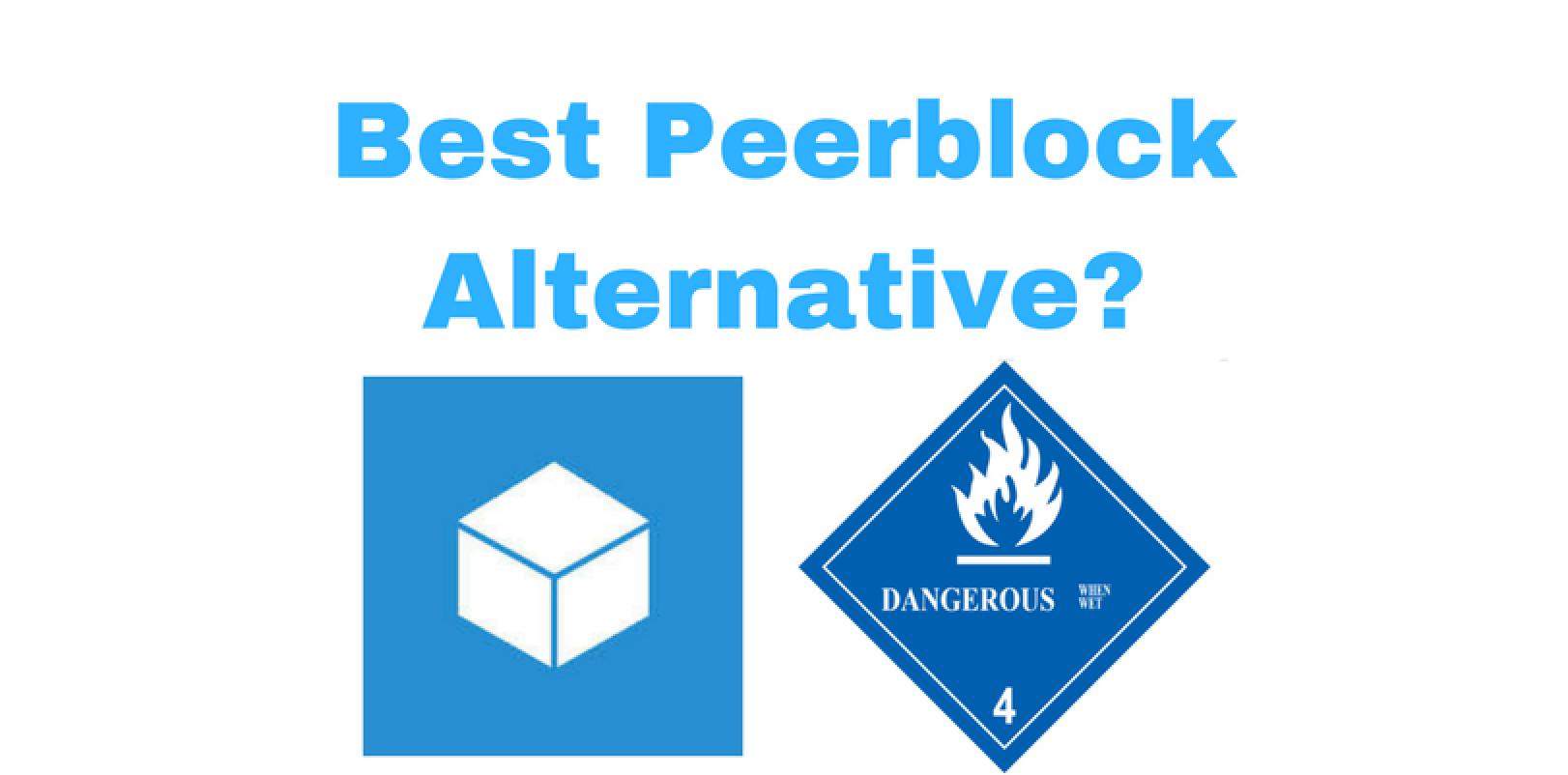 Peerblock Iblocklist Alternative
