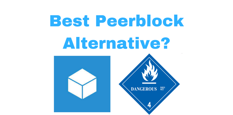 best-peerblock-alternative