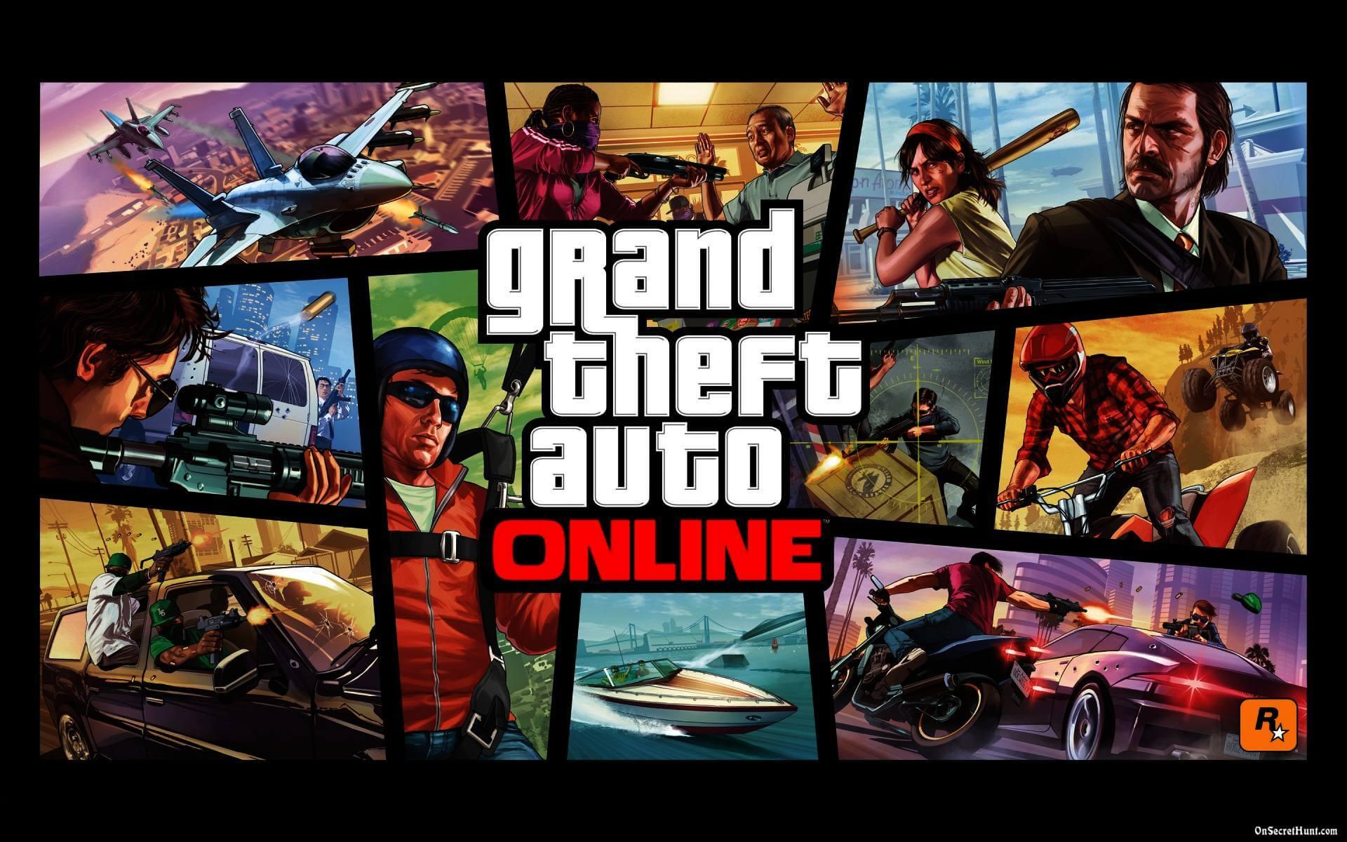 gta online spiel
