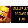 How to Unblock Clash of Clans in Iran