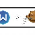 Tunnelbear vs Windscribe VPN