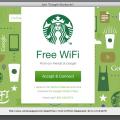Is Starbucks Wifi Safe?