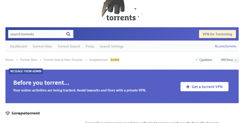 what torrent sites are working 2017
