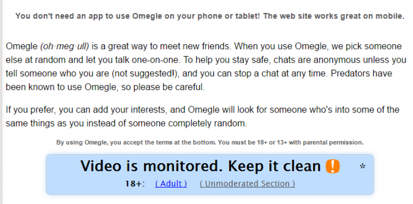How to Unblock Omegle with VPN