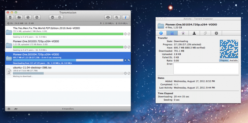 What Are the Best Mac BitTorrent Clients?