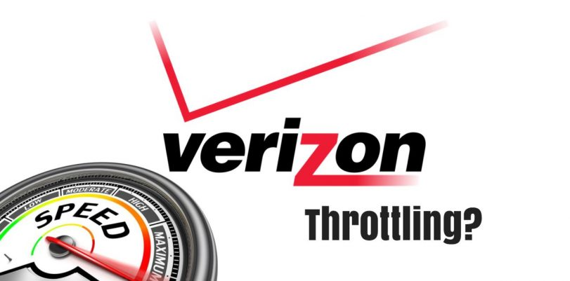 How to Unthrottle Internet from Verizon with VPN