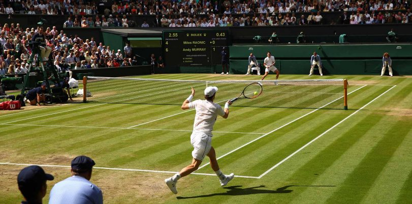 Watch Wimbledon Live from Anywhere in the World