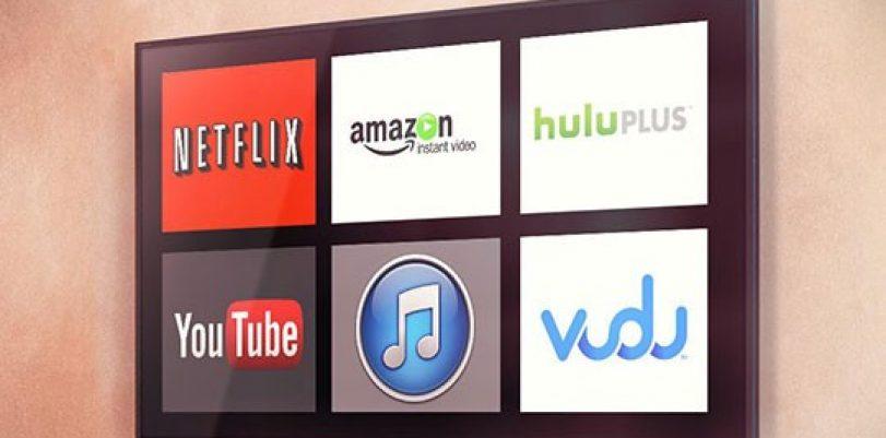 Netflix on Smart TV outside USA