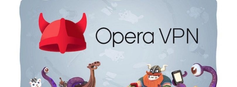 Opera VPN 1