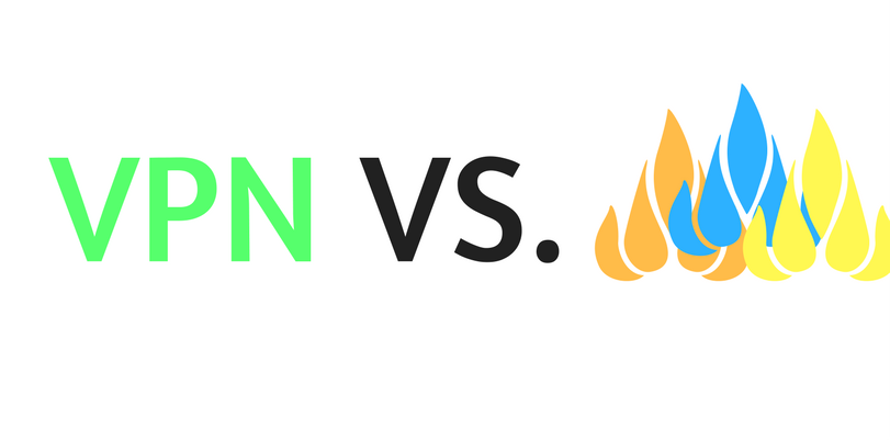 "VPN vs. Firewall: the ""Battle"" of Online Security Measures"