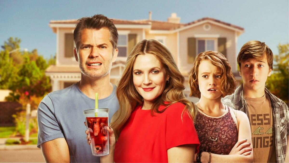 Use a VPN to Unblock and Watch Santa Clarita Diet Online