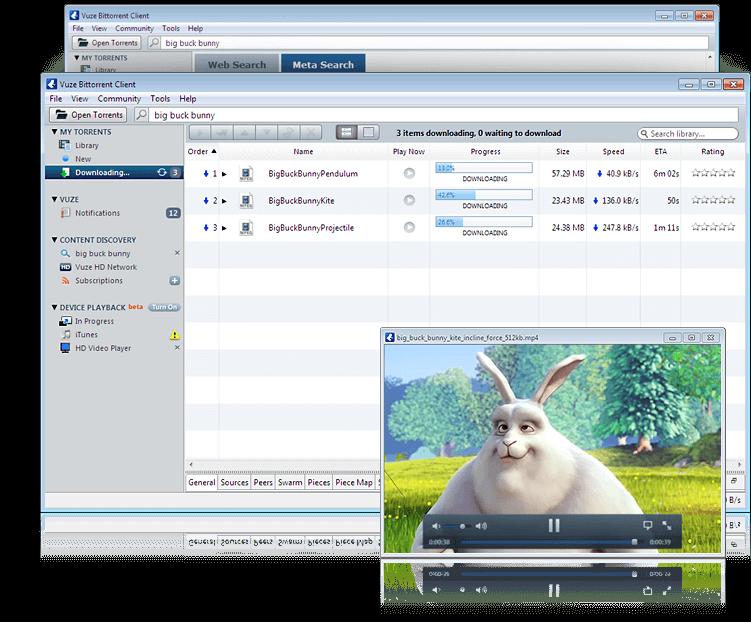 Vuze vs Deluge vs qBittorrent vs uTorrent - Which Wins?