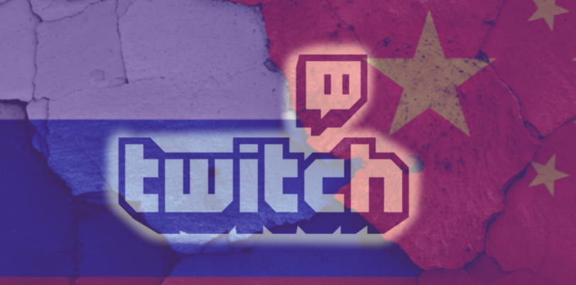 How to Unblock Twitch in Russia