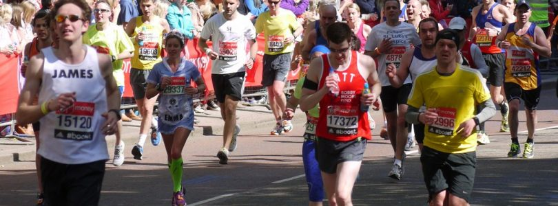 2018 London Marathon Live Online
