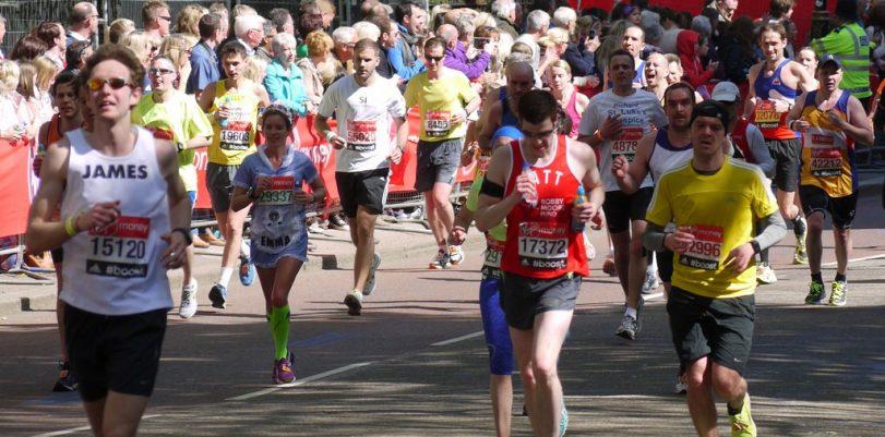 2018 London Marathon Live Online