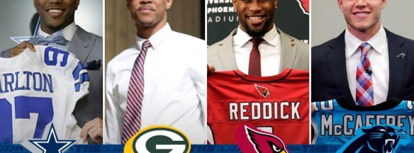 2018 NFL Draft Live Online