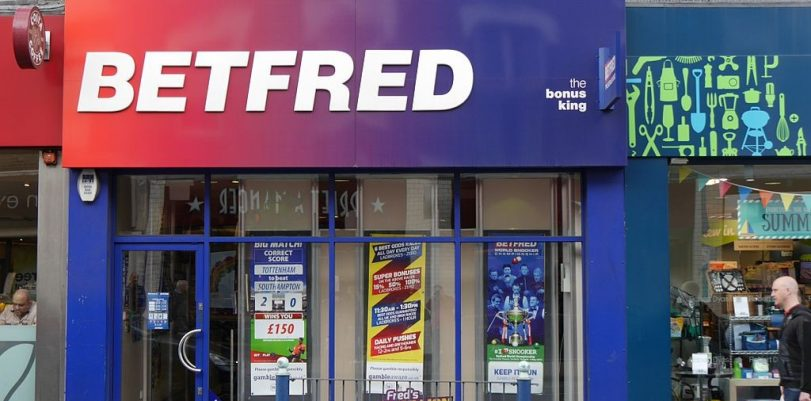 Betfred from abroad