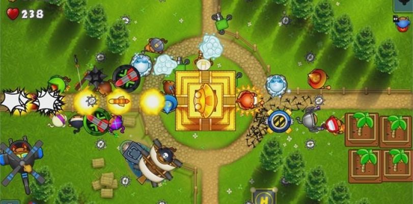 unblock Bloons Tower Defense 5