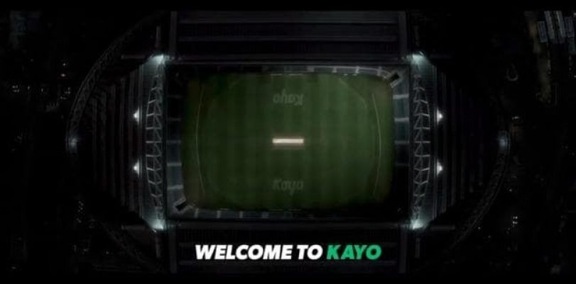 Kayo Sports in the UK