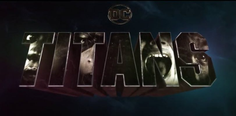 Watch DC Titans in the UK