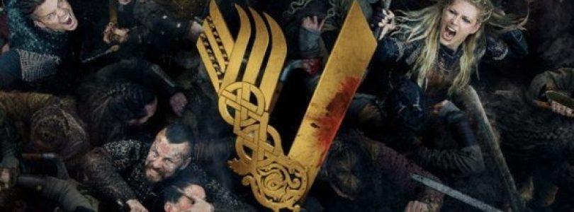 Season 6 of Vikings on Kodi Krypton